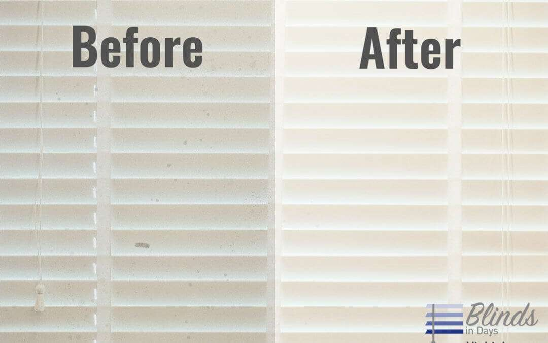 4 Quick and easy clean for Blinds and Shades Miami