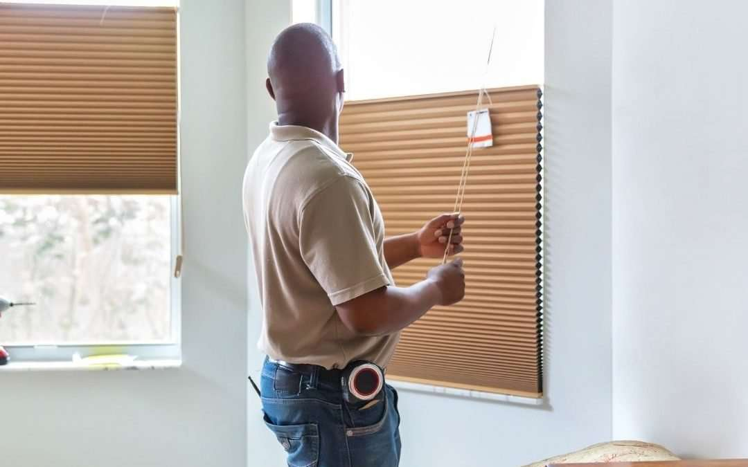 Why is it important to Leave it to Professionals? Professional blinds installation is always included for FREE