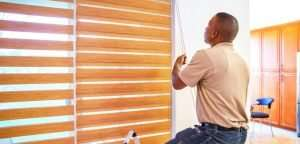 Why is it important to Leave it to Professionals? Professional blinds installation is always included for FREE 2